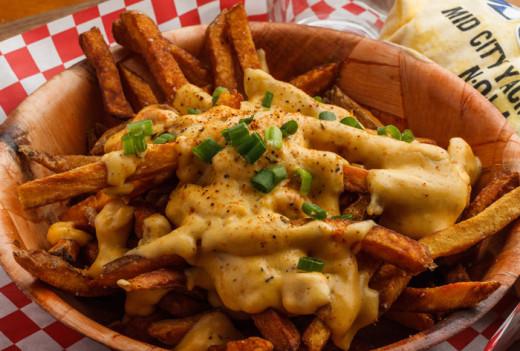 Crawcheese Fries